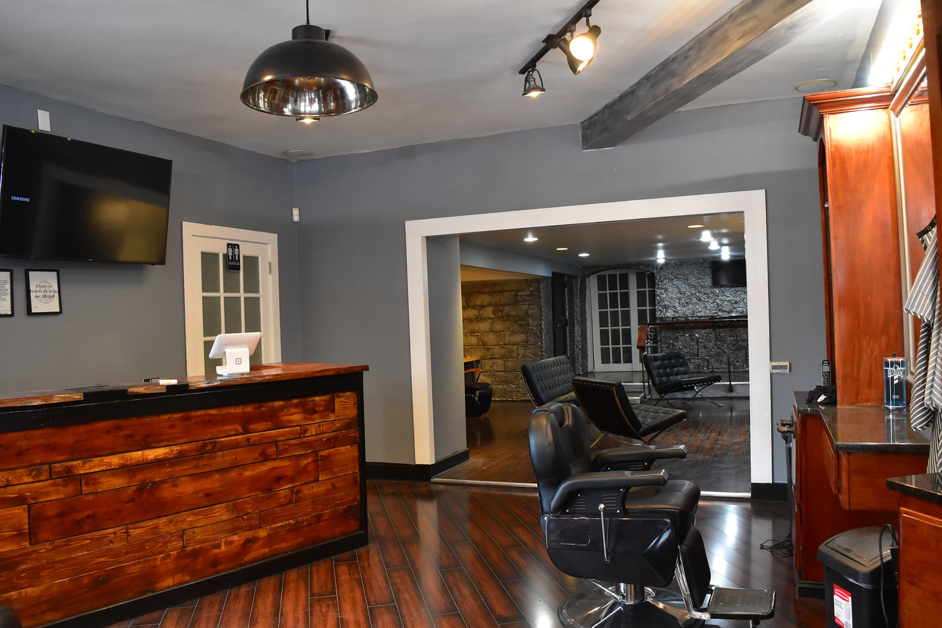Barber Shop Montclair NJ