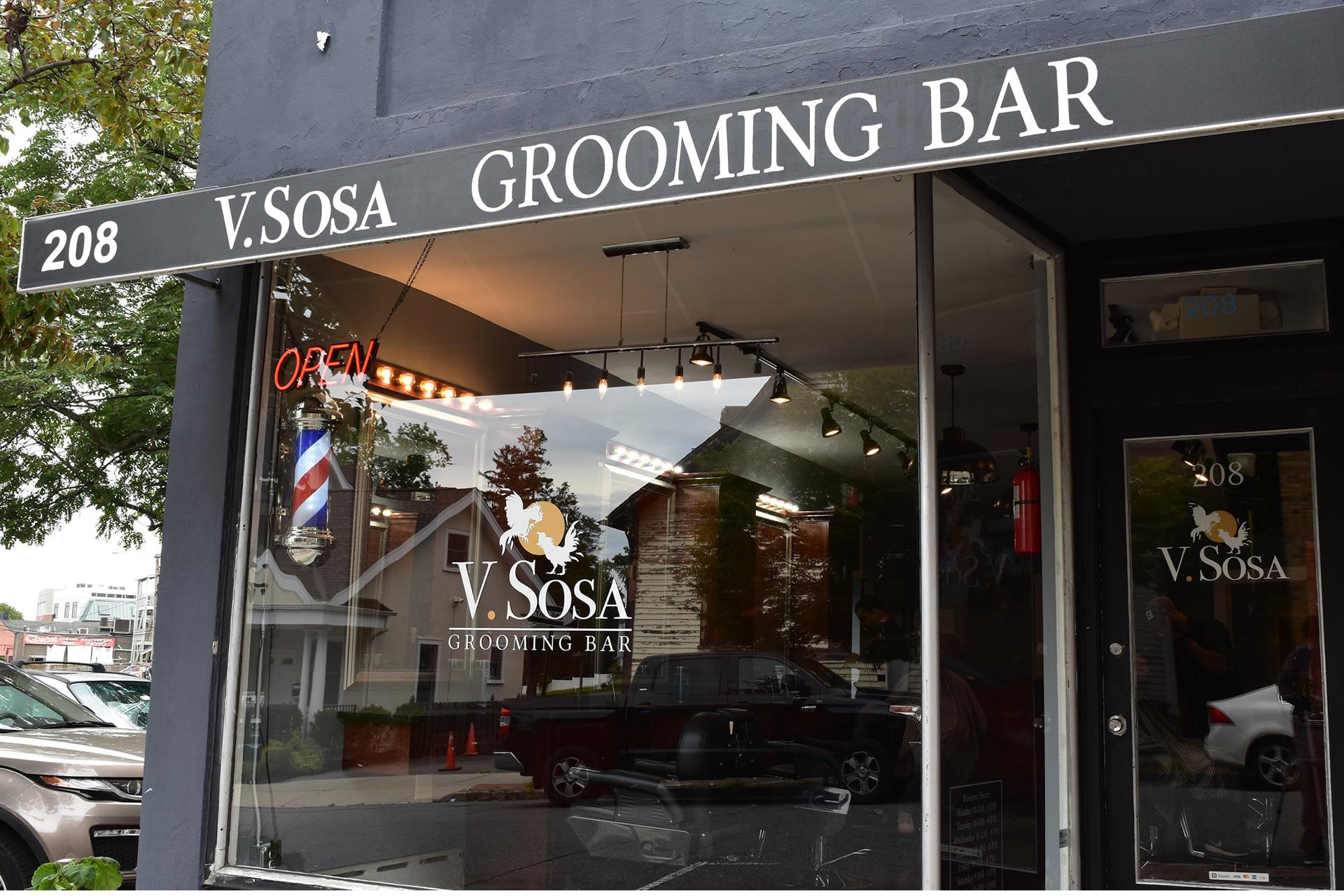 V Sosa Grooming Bar 3
