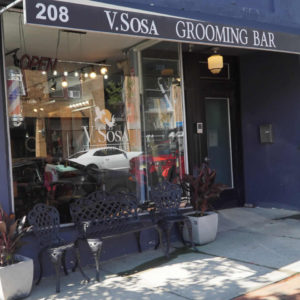 VSosa Grooming Bar Montclair NJ